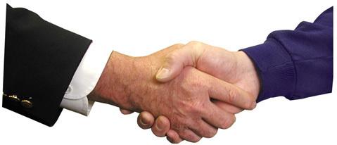 Feedback Handshake