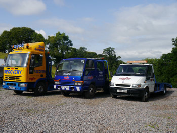 Devon Vehicle Recovery - MTS Garage Services - Western Venture Group